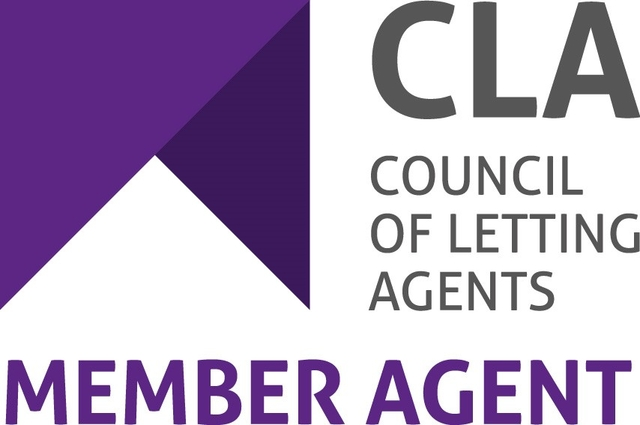 CLA Member Agent web and email logo