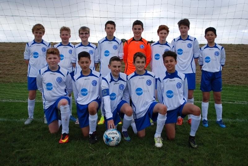 Boyd Legal now proudly sponsor Beechwood Football Club
