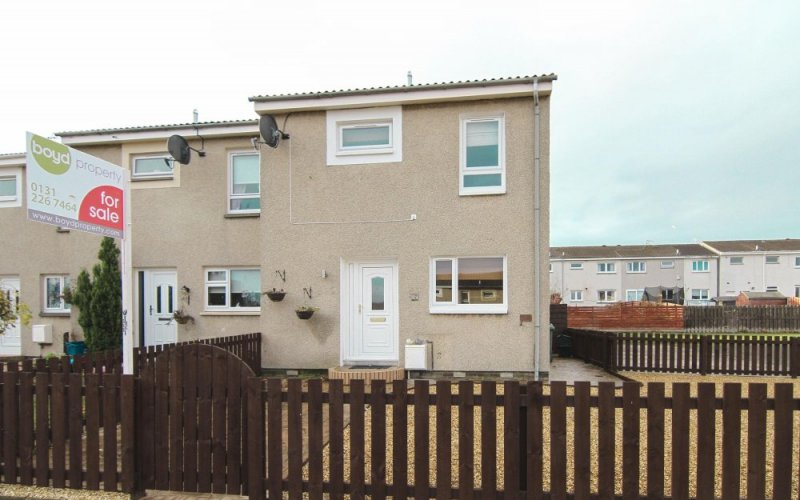 12 Carlaverock Close, Tranent, EH33 2EB