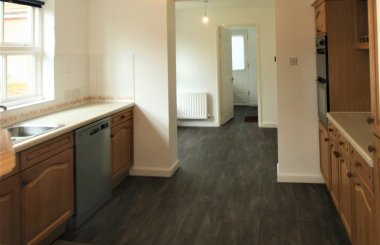 Queen Margaret Close - Kitchen to utility