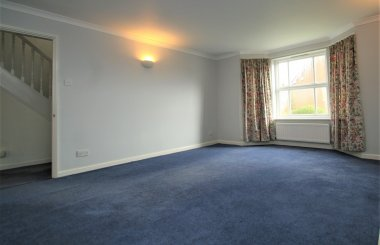 Queen Margaret Close - Living room 2