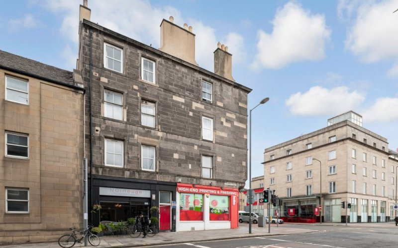 21-3, Torphichen Place, West End, Edinburgh, EH3 8DY
