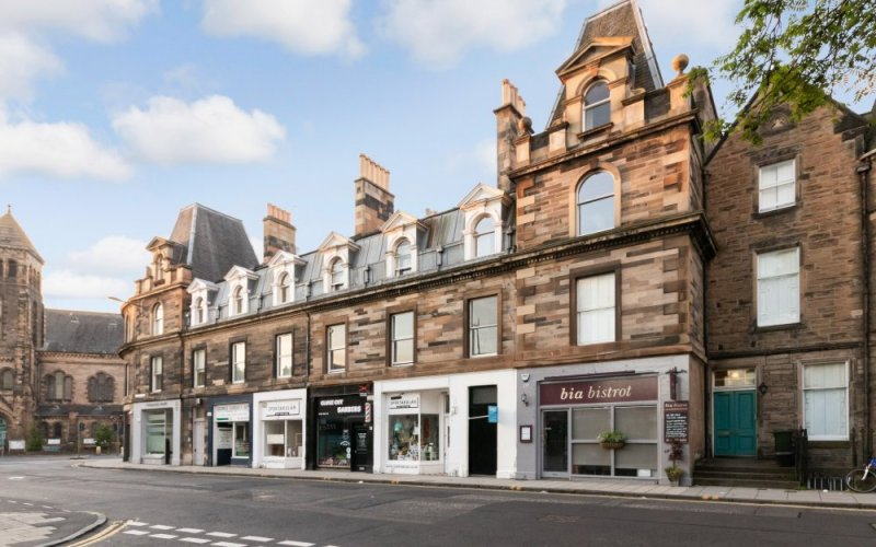 17 (1F1) Colinton Road, Edinburgh, EH10 5DP