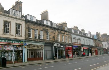 Queensferry St - EXT