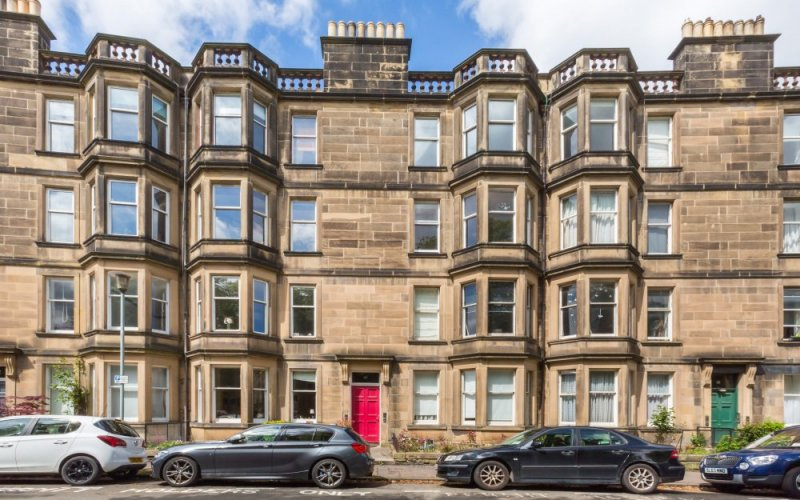 20 (2F2), Mardale Crescent, Merchiston, Edinburgh, EH105AG
