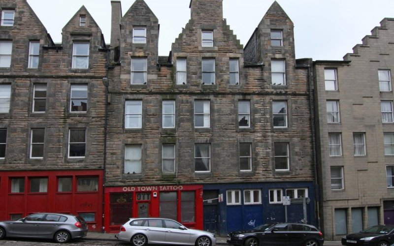 51/3 Blackfriars Street, Edinburgh, EH1 1NB