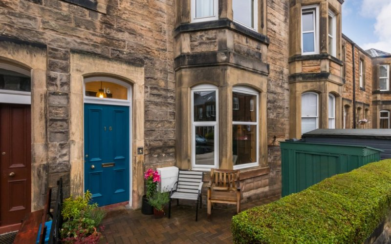 16 Ryehill Avenue, Edinburgh, EH6 8EU