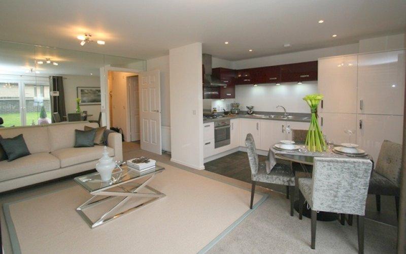 Arneil Place Plot 4 - Lounge & Dining