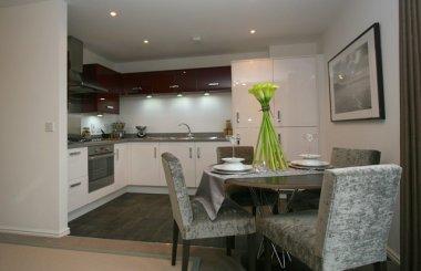 Arneil Place Plot 4 - Kitchen & Dining