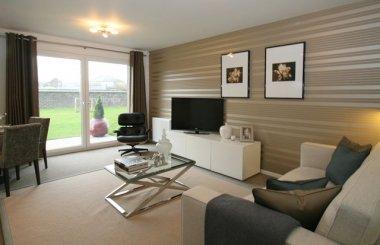 Arneil Place Plot 4 - Lounge