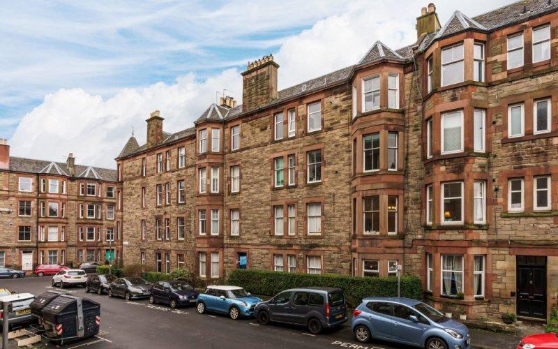 1 (3f2), Springvalley Terrace, Edinburgh, EH10 4QB