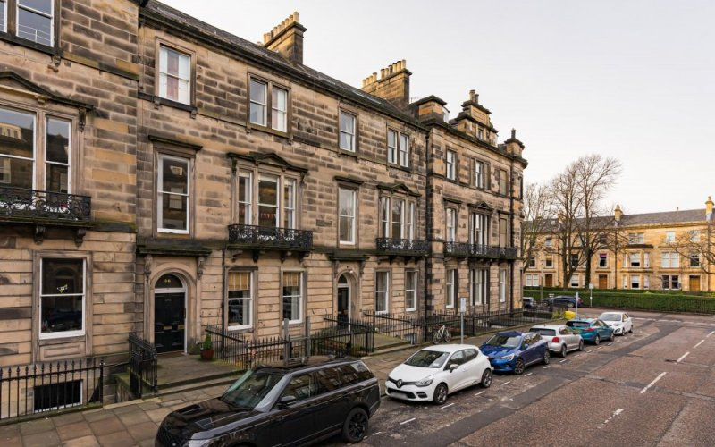 58/2 Manor Place, Edinburgh,EH3 7EH