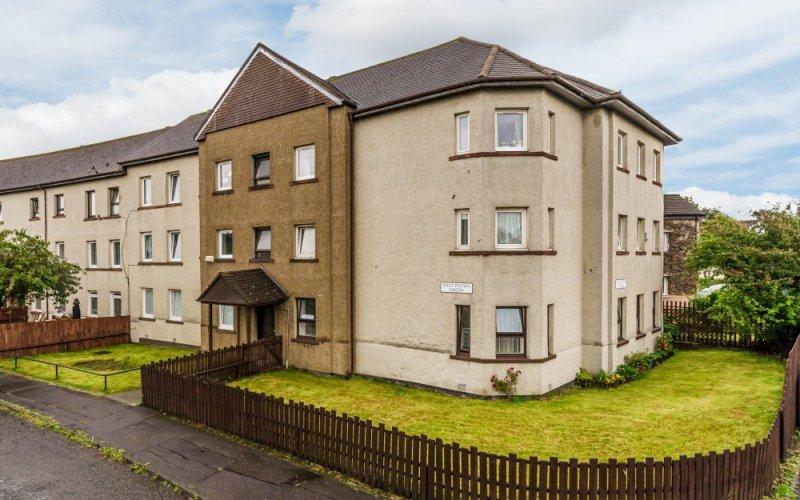 2 (flat 1), West Pilton Green, Edinburgh, EH4 4ER