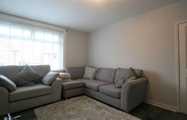 Clermiston - Living room 1