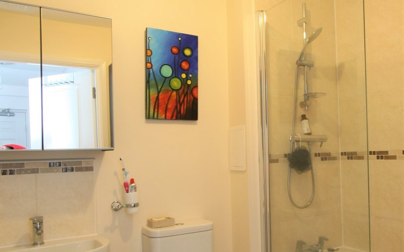 Flaxmill -Bathroom